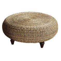 I pinned this Tropical Ottoman from the Destination: Porto-Vecchio event at Joss and Main!