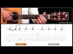 Jouer Je l'aime à mourir (Francis Cabrel) - Cours guitare. Tuto + Tab - YouTube
