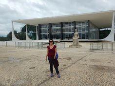 Supremo Tribunal Federal #viajarcorrendo #brasília #bsb #turismo #viagem #torredetv #congresso #palaciodoplanalto