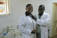 Stethoscopes delivered in Kenya. Photo Credit: Pack for a Purpose www.packforapurpose.org
