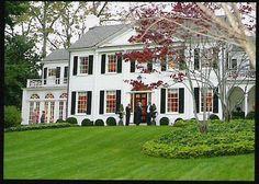 Neel Reid designed Buckhead home