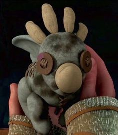 Hiccups stuffed animal