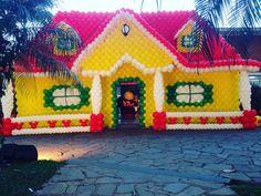 Seminário Decoração com Balões em SP dias 30 e 31 de janeiro 2017 Instrutores Guildo Saravia, Pedro Vasques, Viviane Almeida, Patricia Godoy- Estilo e festas