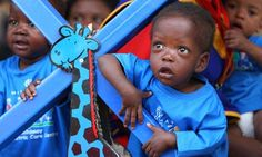 Orphans at the Mildmay HIV Centre in Kampala, Uganda- I wanna take them all home!