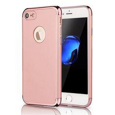 iPhone 7 Case, TNI Slim Case Stylish Full Phone Protection Ultra Thin Case for iPhone 7