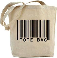 Tote Bag statement.