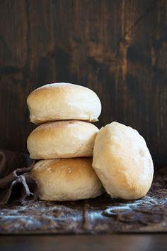 Limara péksége: Scottish Baps - Skót reggeli zsemle