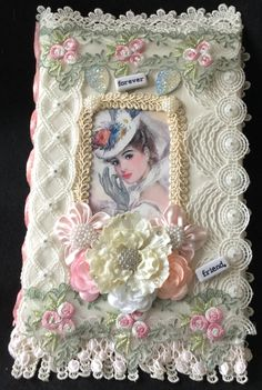 A removable book cover by Jean Wragg