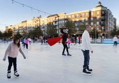 Central Virginia may not be known for sub-zero temperatures, but this year, it's all about the ice.