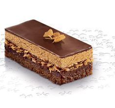 Crispy Opera with Gavottes, Desserts, Crispy Opera with Gavottes - Gavottes, Biscuitier since French Desserts, Easy Desserts, Delicious Desserts, Yummy Food, French Recipes, Delicious Chocolate, Pastry Recipes, Cake Recipes, Dessert Recipes