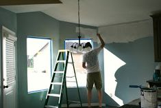 home repairs,repair kitchen cabinets,repair bathroom,repair house Home Improvement Projects, Home Projects, Foam Crown Molding, Bathroom Repair, Home Fix, Hanging Light Fixtures, Luxury Vinyl Plank, Home Repairs, Decorating On A Budget