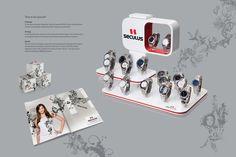 Seculus Relogios Watches: Pos Display - Adeevee