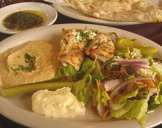 Pasha Chicken Sheesh Tawook