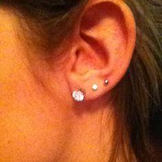 Third ear piercing