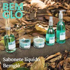 Sabonete líquido cheiroso e tudo de Bemglô! :3  #bemglo #saboneteliquido