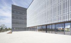 Ecotox Centre / Brunet Saunier Architecture   Netfloor USA