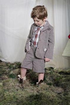 The Collection by JUMINA - a Norwegian fairytale. Photo by Frosted Productions. Little Boy Blue, Cute Little Boys, Little Man, Little Boy Outfits, Kids Outfits, Vintage Inspired Fashion, Sheer Fabrics, Kids Wear, Boy Fashion