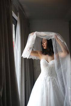 Lace Wedding, Wedding Dresses, Got Married, Lily, Bridal, Gallery, Beautiful, Fashion, Bride Dresses