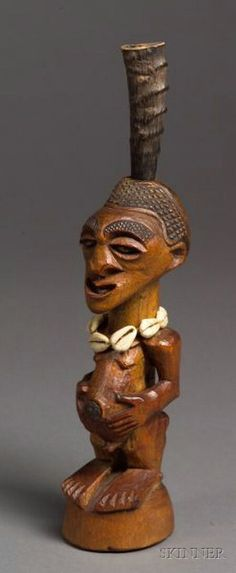 African Art And Artifacts On Pinterest Congo Auction