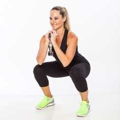 This simple, progressively challenging 4-move circuit is the perfect fat-burning strength routine for at home or at the gym.