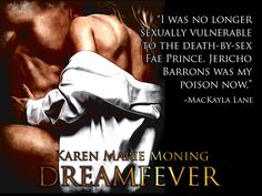 MONING DARKFEVER MARIE KAREN