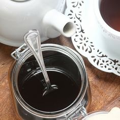 ShowFood Chef: Elderberry Syrup - Simple Saturday--good for colds, flu, sinus, etc AND EASY TO MAKE.