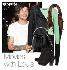 """REQUESTED: Movies with Louis"" by style-with-one-direction ❤ liked on Polyvore featuring Topshop, Pilot, Mulberry, OneDirection, 1d, louistomlinson and louis tomlinson one direction 1d"