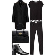 Minimal Chic, Minimal Fashion, Minimal Classic, Casual Mode, Casual Chic, Look Fashion, Fashion Outfits, Womens Fashion, Mode Ab 50