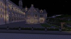 Cathédrale Notre-Dame-de-Paris Minecraft, Building, Travel, Viajes, Buildings, Destinations, Traveling, Trips, Construction