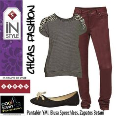 ¿Cuál de estas prendas de nuestro look te gusta más?   Outfits gracias a Cool Town y Almacenes SIMAN Guatemala.