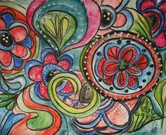 alisa burke | Aquarelle & Alisa Burke - Paperblog