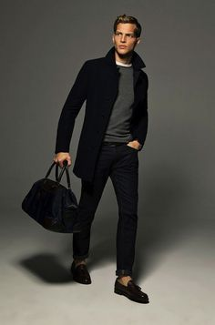 Massimo Dutti December lookbook