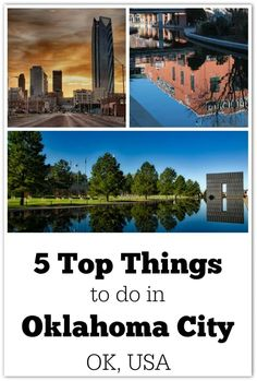 Top 5 Things to Do in Oklahoma City - Postcards & Passports