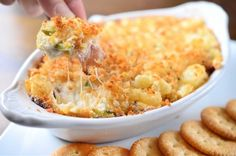 Cheesy Jalapeno Bacon Dip with Tater Tot Crust Recipe