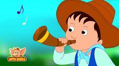 Little Boy Blue - Nursery Rhyme with Karaoke