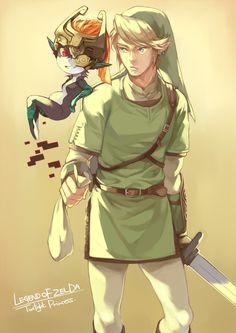 Legend of Zelda:Twilight Princess