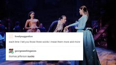 Hamilton and Text Posts