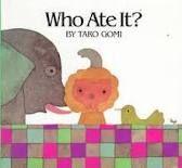 taro gomi is the best