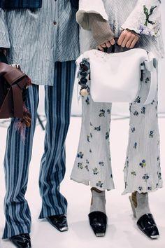 Acne Studios AW17 womenswear paris dazed