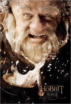 El Hobbit: Un viaje inesperado : Cartel Dori