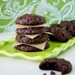 Authentic Kristen's Chewy Chocolate Brownies.  Sugar free and dairy free...wow!  Need ..., ,