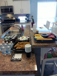 Food for Open House