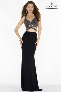 Alyce Prom | Dress Style #6700 Front of dress