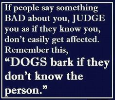 If People Say Something