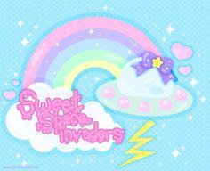 Sweet Space Rainbow