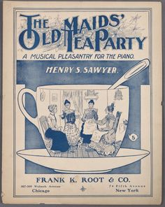 Tea With Friends: A great source for tea images: New York Public Library Digital Collections. I want to check this out more. Tea With Friends: A great source for tea images: New York Public Library Digital Collections. I want to check this out more. Vintage Ephemera, Vintage Tea, Vintage Party, Vintage Stuff, Tea Quotes, Cuppa Tea, Tea Tins, Vintage Sheet Music, Tea Art