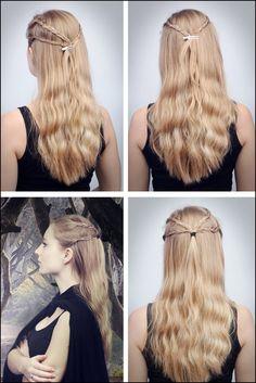 Game of Thrones Frisuren | Frisur, Frisuren-Anleitungen und ... #Frisuren2018 #HairStyles #bobfrisuren2018 #ModerneFrisuren #frisuren2018frauen #kurzhaarfrisuren2018 #frisurenmänner2018 #frisuren2018frauen #Manner Frisuren2018meine Wenigkeit liebe geflochtene Frisuren. Sie nachher sich ziehen den perfekten sportlichen oder rohen Look, den wir Mädchen oft versuchen zu bekom...