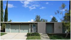 eichler tract thousand oaks ca - Google Search