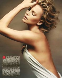 """Photos of Charlize Theron, one of the hottest girls in movies and TV.Charlize's first major role was in the movie """"2 Days in the Valley"""". She has since been in such movies as """"The Devil's Advocate"""", """"Aeon Flux"""" and """"Hancock"""". Charlize has also been on T..."""