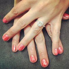 Another SB prep mani for {Lisa} 🌴☀️🌺#glossbeautybarsheboygan
